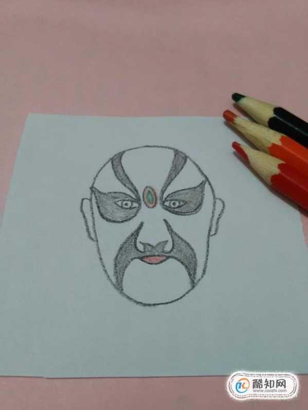 儿童脸谱简笔画步骤 脸谱简笔画怎么画